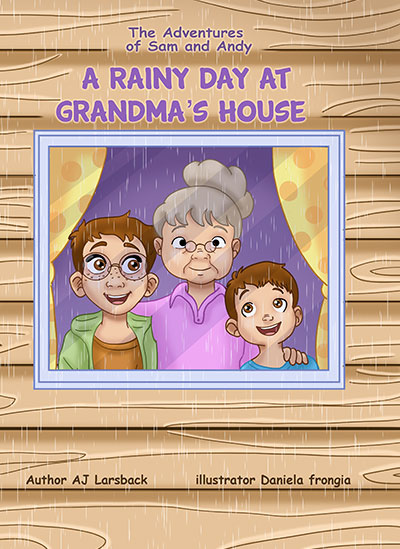 A Rainy Day at Grandma's House